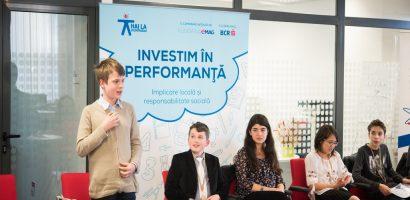 """Programul """"Hai la Olimpiadă!"""" deschide un nou centru de pregătire pentru performanță la Oradea"""