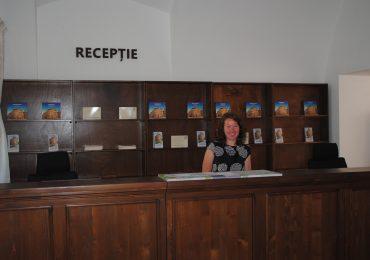Receptie Hotel Cetatea Oradea