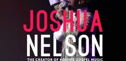 Concert extraordinar Joshua Nelson la Sinagoga Zion din Oradea