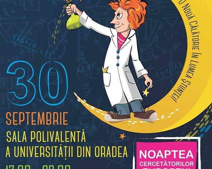 """Ateliere de lucru si concursuri, organizate de politistii de preventie bihoreni, la """"Noaptea Cercetatorilor"""""""