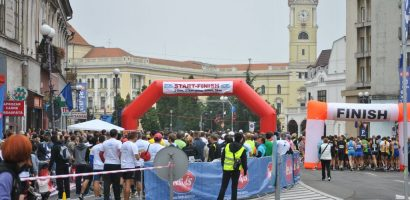 Duminica, 18 septembrie 2016, va avea loc Oradea City Running Day.