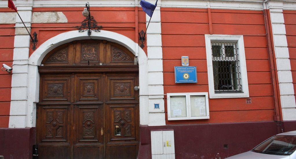 Psihopat incarcerat a incendiat o celula la Penitenciarul Oradea, ranind 4 persoane