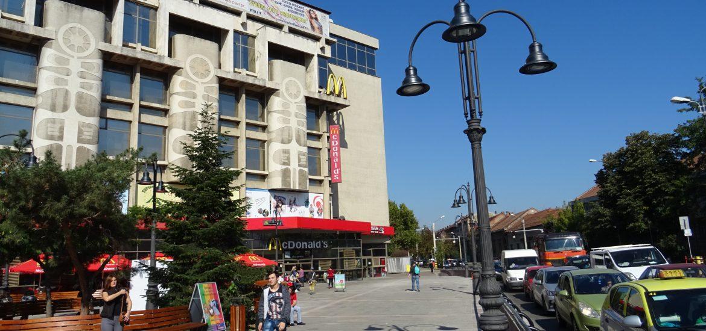 Alte doua pasaje subterane, in zona magazinului Crisul si Gara Oradea, vor rezolva problema traficului in zona centrala