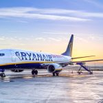 Ryanair a marcat la Oradea, 100.000 de clienti de la primul zbor de pe Aeroportul Oradea