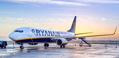 Ryanair va da startul celor 4 curse aeriene internationale, din Oradea, incepand cu luna februarie 2021