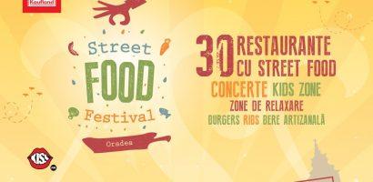 Street FOOD Festival vine la Toamna Oradeana cu delicii culinare