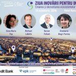 Importanța ecosistemelor de inovare, cap de afis la Ziua inovarii pentru IMM-uri