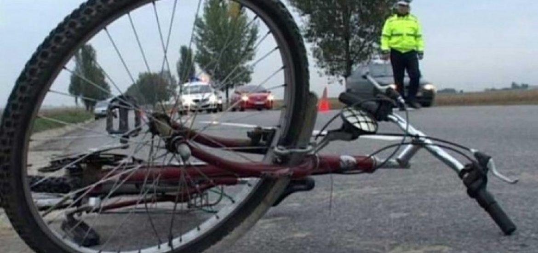 Si baut si las. Un oradean a accidentat un biciclist in Osorhei si a fugit de la locul accidentului