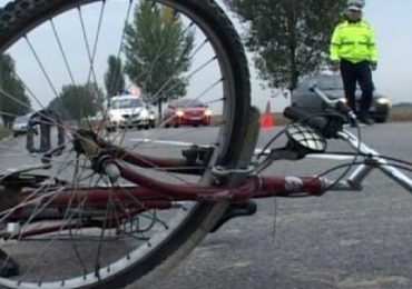 Biciclist accidentat mortal in apropiere de Cefa