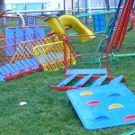 Primaria Oradea completeaza aparatele de joaca si le inlocuieste pe cele defecte