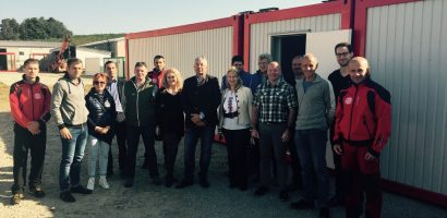 In Bihor va fi inaugurat primul Centru de pregatire pentru salvamontisti din Romania