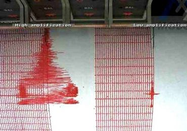 Cutremur puternic in Romania!  Potrivit INFP cutremurul a avut  o intensitate de 5,8 grade pe scara Richter
