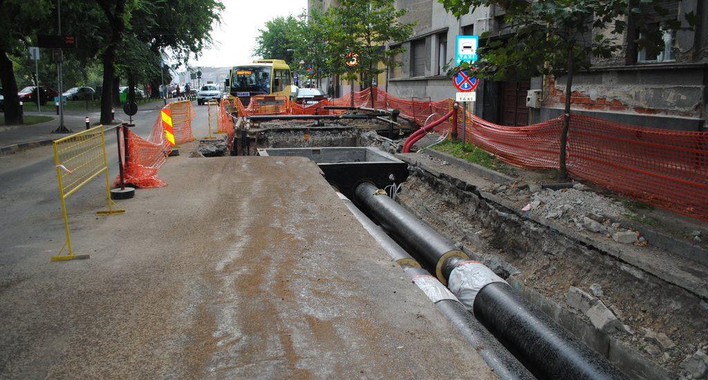 Care este starea procesului de reabilitare a retelelor termice din Oradea