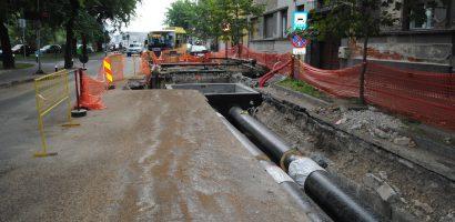 7 puncte termice din Oradea si Cartierul Prima, raman fara apa calda pana sambata seara