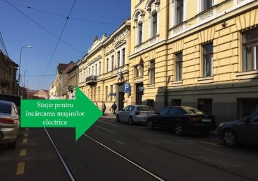 Statii incarcare autovehicule electrice Oradea
