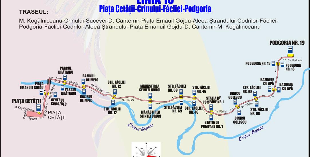 Autobuze mici pe linia 15, in 27 aprilie, din cauza unor lucrari de asfaltare