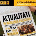 """Baile Felix gazduieste a XVII-a Conferintă Națională de Îngrijiri Paliative: """"Actualități în îngrijirea paliativă"""""""