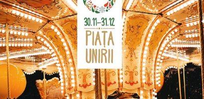 Targul de Craciun Oradea, editia 2016, va incepe pe 30 noiembrie. Ce surprize ne pregatesc organizatorii