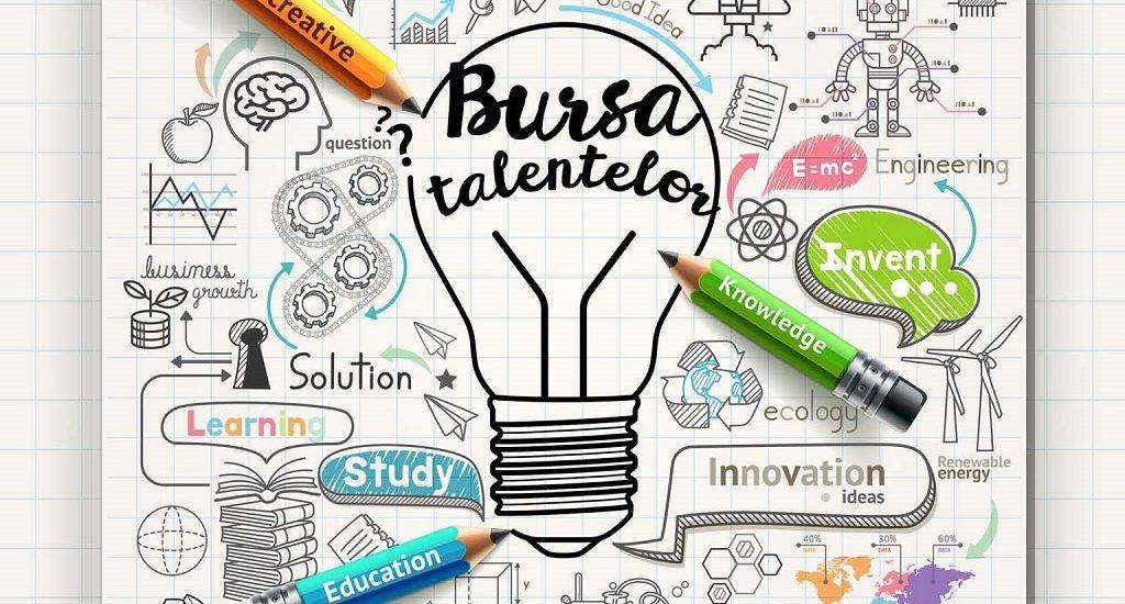 """Proiectul """"Bursa Talentelor"""" – a 4-a editie, incepe azi. Aplica pentru o bursa de 4.500 de lei"""