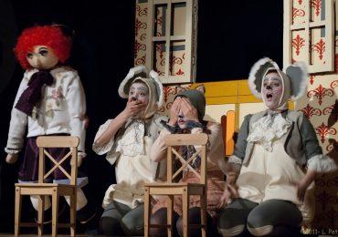 Teatrul Odeon in premiera la Oradea, cu un spectacol extraordinar pentru copii – Copilaria lui Vivaldi