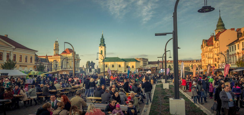 Program Oradea Festifall 2019 (Toamna Oradeana). Smiley, 3 Sud Est, Mihail, The Motans si multe alte surprize