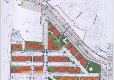 Primaria Oradea scoate la licitatie teren, in cartierul Ceyrat, pentru constructia de blocuri