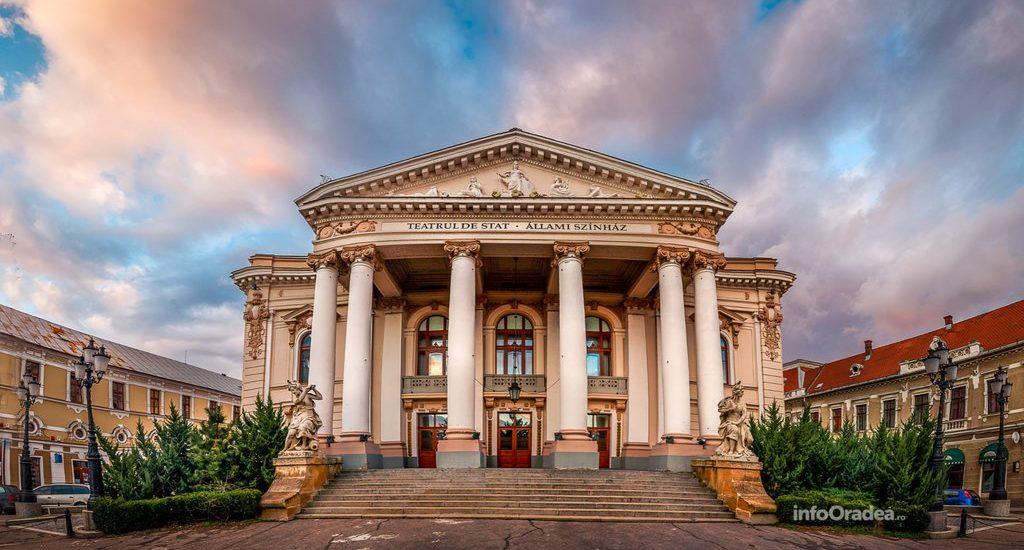 Cursuri internationale, de perfectionare artistica, la Teatrul Regina Maria din Oradea