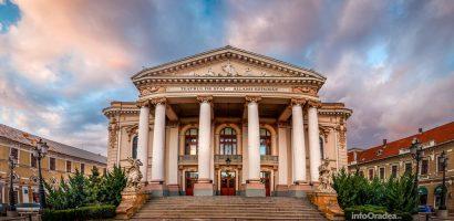 Teatrul Arcadia din Oradea, organizeaza scoală de teatru, gratuit, pentru tinerii talentați