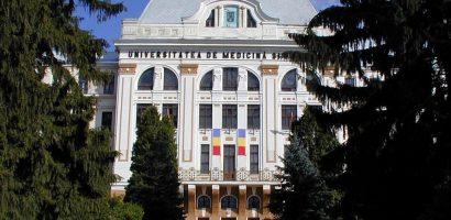 Rezoluţia adoptată în cadrul Consiliului Național al Rectorilor, la care a participat si rectorul C-tin. Bungau