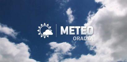 Vremea in Oradea in 9-10 decembrie. Ploile se vor transforma in ninsoare la noapte
