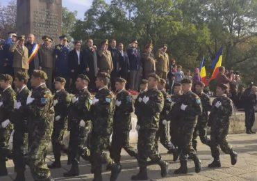 Ziua Armatei, sarbatorita la Oradea, maine 25 octombrie – program si activitati