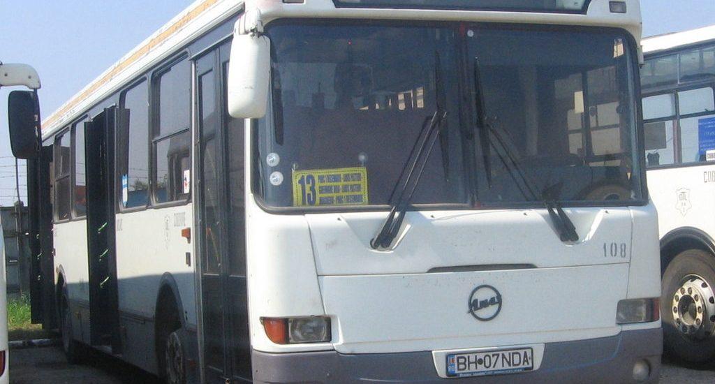 Liniile autobuzelor 13,15 si 16 vor fi deviate incepand cu data de 11 mai