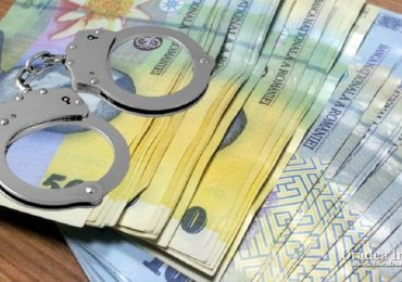 Un agent comercial din Oradea a delapidat aproape 900.000 de lei de la firma la care lucra