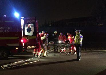 Sofer beat, din Marghita, a omorat un om si a fugit de la locul accidentului