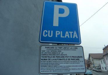 Parcarea va fi gratuita, in Oradea, in zilele de 22 si 29 aprilie
