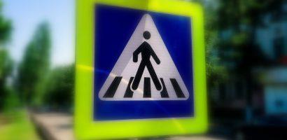 Un tanar de 19 ani lovit pe o trecere de pietoni pe strada Universitatii din Oradea