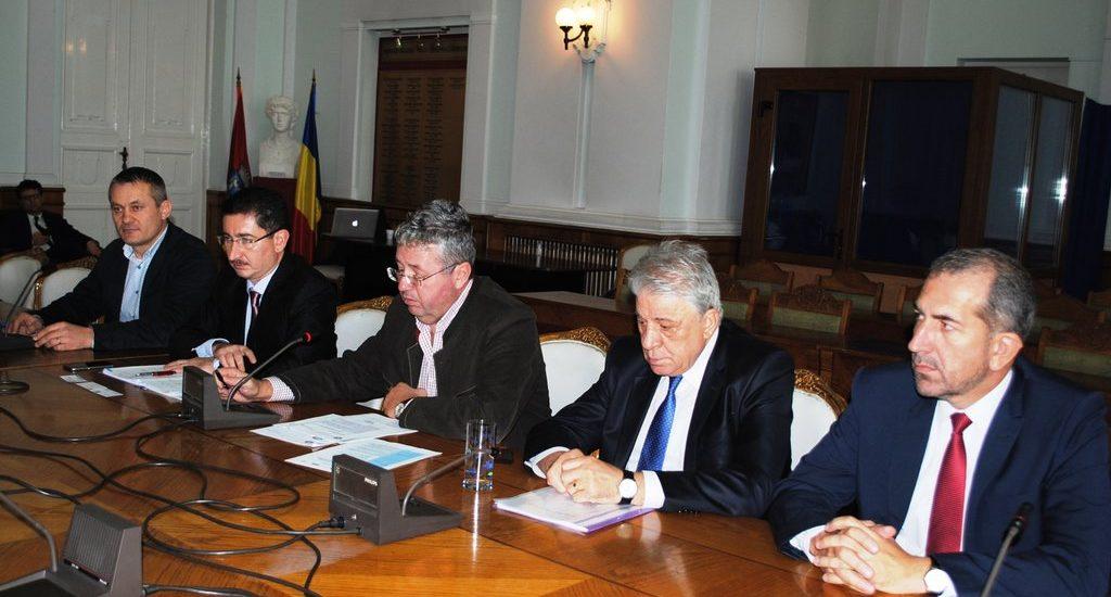 Consiliul Concurenței s-a întâlnit ieri cu reprezentanți autorităților locale