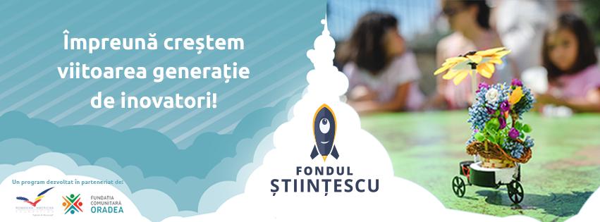 Fundatia Comunitara Oradea - Fondul Stiintescu Oradea 2016