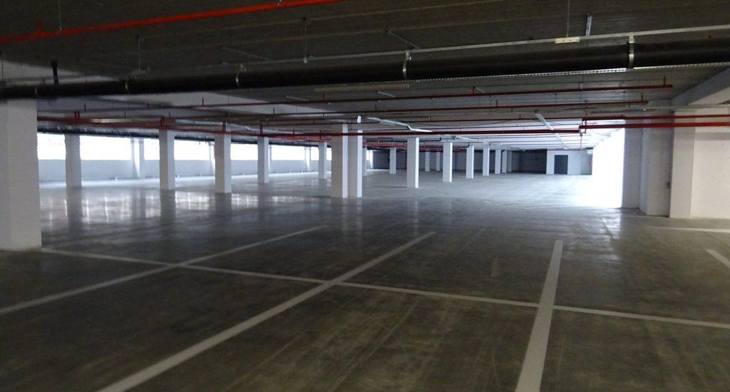 O noua parcare supraterana in zona strazilor Lazar si Iosif Vulcan