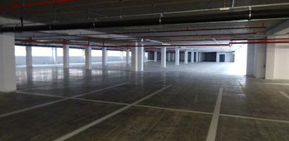 De la 1 Martie, adio gratuitate la parcarea etajata de langa Piata Rogerius. Cat va fi taxa