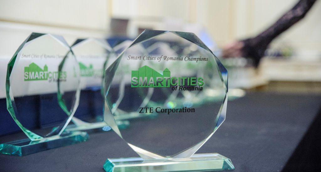 """Oradea este Smart City, iar Primaria Oradea a primit premiul: """"Cea mai activă Administrație Locala"""""""