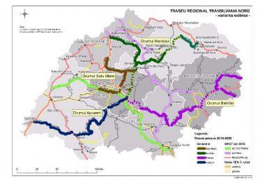 Drumul Apusenilor, faza pe licitatii. Cel mai mare proiect de infrastructura montana din Transilvania