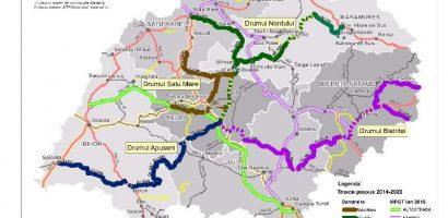 Cel mai mare proiect de infrastructura rutiera montana, din Transilvania, a fost postat pe SEAP