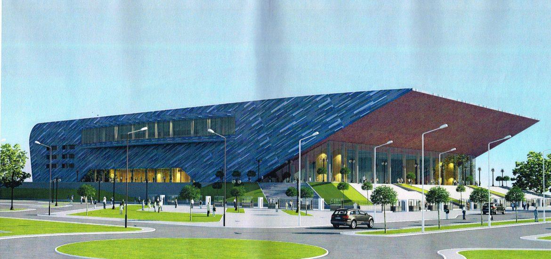 Sala de sport polivalentă din Oradea, prinde contur. Cum va arata – FOTO