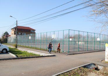 Teren sport cartier Oncea