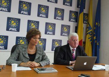 Florica Chereches, candidat PNL Bihor, si-a prezentat proiectele pentru viitorul mandat de deputat
