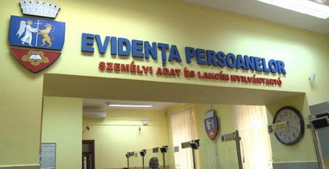 Programul serviciului de evidenta a populatiei si stare civila din Oradea, in perioada, 31.12.2018 – 02.01.2019