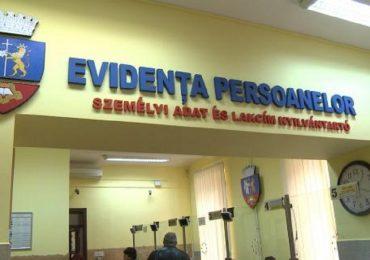 Miercuri 24.01.2018, nu se lucreaza la Evidentia Populatiei din Oradea