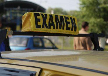 Se suspenda examinarea practica pentru obtinerea permisului de conducere. Vezi in ce perioada