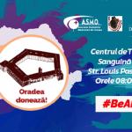 """Studentii medicinisti lanseaza a doua editia a proiectului national """"Doneaza sange! Fii erou"""""""